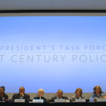 President Obama's 21st Century Policing Task Force. Cincinnati, Ohio, January 2015. Courtesy of VANISH Films.