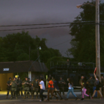 Ferguson, Missouri. August 20, 2014. Courtesy of VANISH Films.